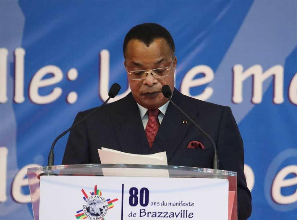 Denis Sassou Nguesso, Présiedent de la République du Congo