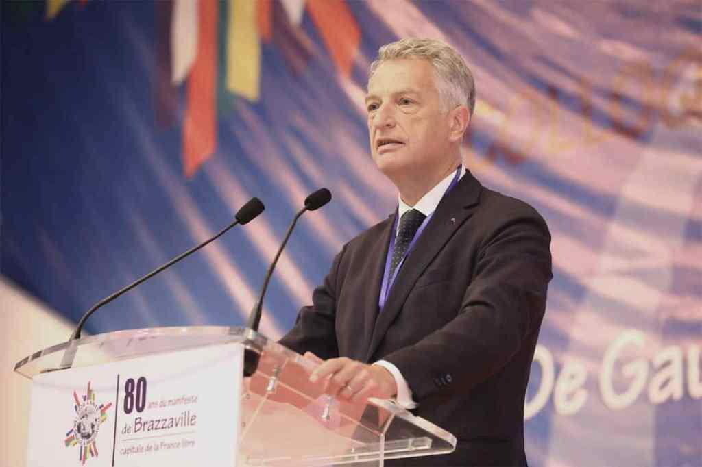 Hervé Gaymard, Président de la Fondation de Gaulle
